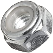 Steel Lock Nut, DIN (Metric)
