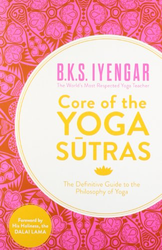 One of the most-loved and revered teachers of Yoga, B K S Iyengar has many titles on the art of Yoga to his credit. Though his other book, Light On The Yoga Sutras Of Patanjali, has also dealt with Yoga in great detail, Core Of The Yoga Sutra: The De...