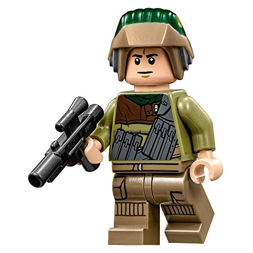 Lego Star Wars Rogue One Rebel Trooper Minifigure