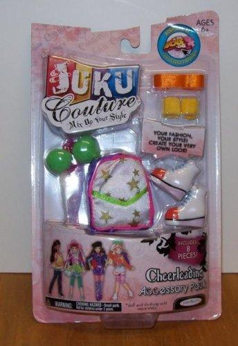 Juku Couture Cheerleading Accessory Pack by Jakks Pacific