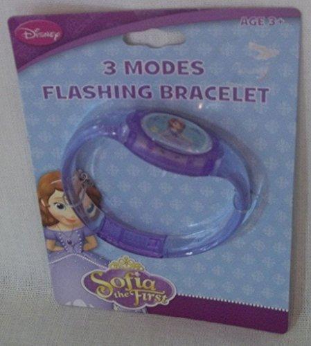 Disney 3 Modes Flashing Bracelet - Sofia the First - 1