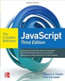 JavaScript The Complete Reference 3rd Edition (0071741208) by Powell, Thomas
