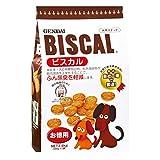 ゲンダイ (GENDAI) 現代製薬 ビスカル 2.5kg 気になるふん尿を軽減するビスケット