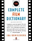 The Complete Film Dictionary by Konigsberg, Ira (1998) Paperback