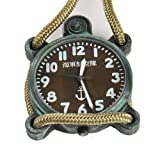 (海軍航空隊) 懐中時計 ポケットウォッチ 帝国海軍時計 古美仕上げ復刻版ミリタリーウォッチ アンティーク錆加工 KT905125DBK ブラック