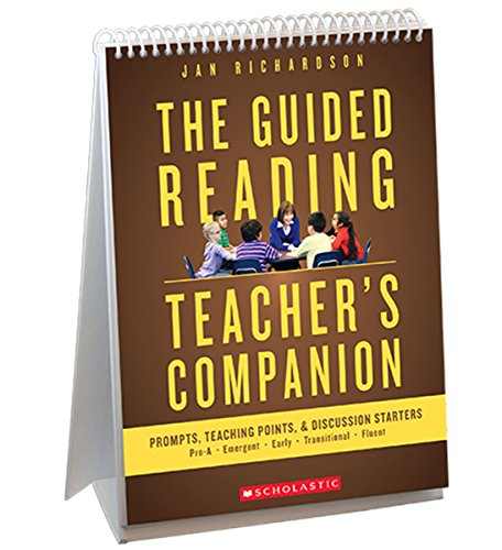 The Guided Reading Teacher's Companion: Prompts, Discussion Starters & Teaching Points (Phonic Flip Chart compare prices)