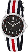 Timex OMG Analog Black Dial Unisex Watch - TWEG15404
