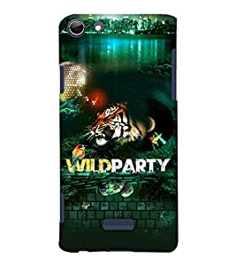 Print Haat Back Cover for Micromax Canvas Selfie 3 Q348 (Multi-Color)