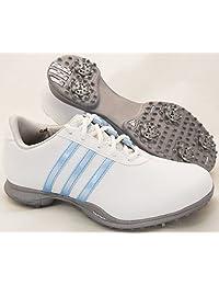 adidas Driver Isabelle 3.0 Golf Shoe (White/White/Mirage)