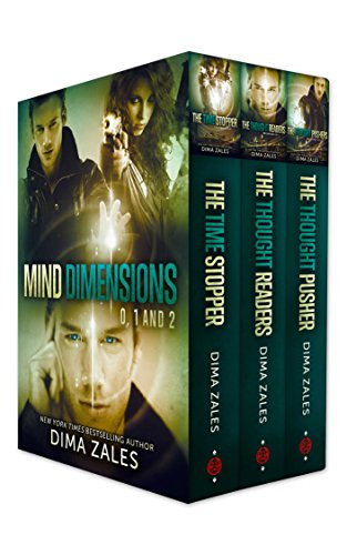 Mind Dimensions Bundle by Dima Zales ebook deal