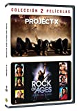 Pack: Project X + Rock Of Ages [DVD]