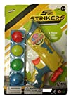 Shoot Play Strikers Ball Gun Toy  Ages 3 Colors Vary