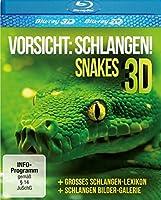 Snakes 3D - Vorsicht: Schlangen!