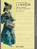 img - for La Boheme: Vocal Score book / textbook / text book