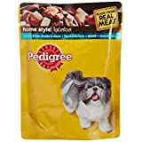 Pedigree Chicken And Liver Chunks Pouch, 80 G (Pack Of 5)