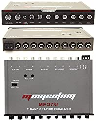 MEQ735 - Cadence 7-Band Preamp EQ with 9V Line Driver from Cadence