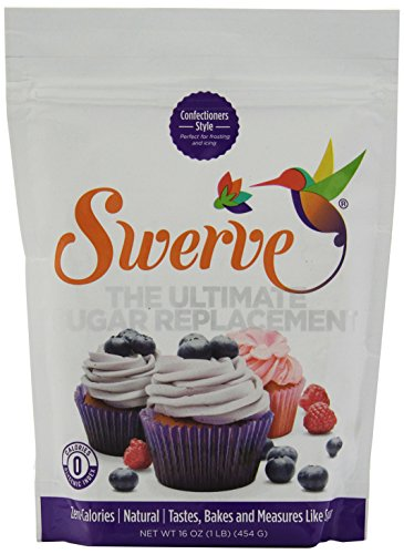 Make No Flour, No Sugar Crepes with Swerve Sweetener, Confectioner