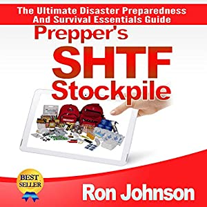 SHTF Stockpile Audiobook