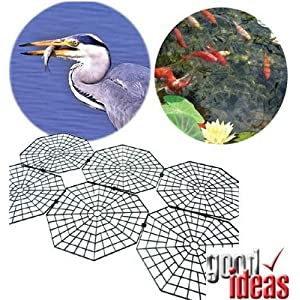 Product innovative gadgets gifts garden household for Koi pond protection