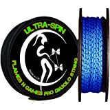 ULTRA-SPIN Pro Diabolo String 10m Reel (BLUE) Performance, High Speed Diablo String for all Diabolos.