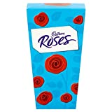 Cadbury Roses Mini Chocolate Carton 70g (Pack of 9 x 70g)