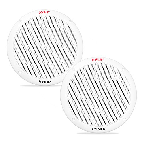 pyle-plmr605w-dual-65-waterproof-marine-speakers-2-way-full-range-stereo-sound-400-watt-white-pair