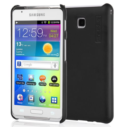 [SF Matte Black] Samsung Galaxy Player 4.2 Ringke Premium SLIM Hard Case