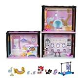 Littlest Pet Shop Playful Kitties Getaway Style Set