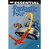 Essential Fantastic Four Volume 1 TPB (All-New Edition)by Jack Kirby