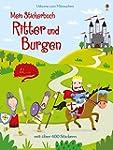 Mein Stickerbuch: Ritter und Burgen:...