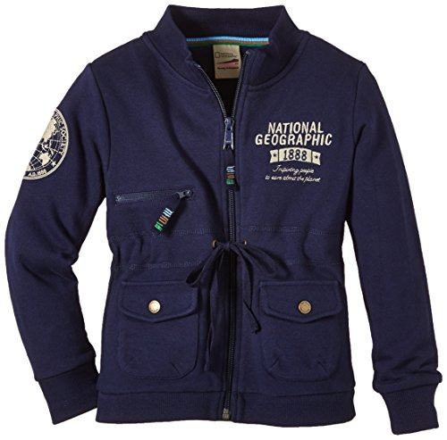 national-geographic-felpa-ragazze-rgsw-045-pockets-blu-peacoat-m