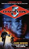Babylon 5: Dark Genesis: The Birth of the PSI Corps