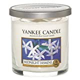 Yankee Candle Small Cylinder Jar Candle, Midnight Jasmine
