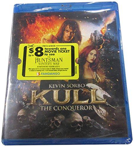 Kull the Conqueror (The Huntsman: Winter's War Fandango Cash Version) [Blu-ray]