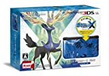 NINTENDO 3DS LL Pocket Monsters X pack Xerneas Yveltal Blue (Japan Import)