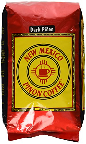 NM Piñon Coffee Dark Piñon 2LB Whole Bean (New Mexico Pinon Coffee Beans compare prices)
