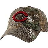 (47) '47 メンズ 野球 帽子 47 Cincinnati Reds Realtree Camo Clean Up Adjustable Hat 並行輸入品