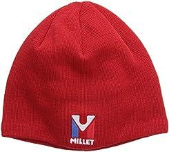 Millet Active wool beani Bonnet Homme Rouge/Rouge