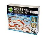 Garage & Home Hook Set