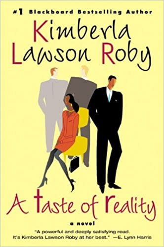 A Taste of Reality - Kimberla Lawson Roby