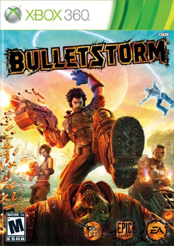 Bulletstorm on Xbox 360, PS3
