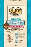 ニュートロ ナチュラルチョイス 避妊・去勢犬用 超小型犬~小型犬用 エイジングケア チキン&玄米 3Kg