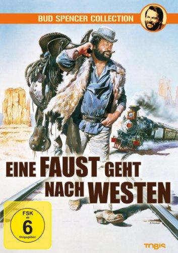 Eine Faust geht nach Westen