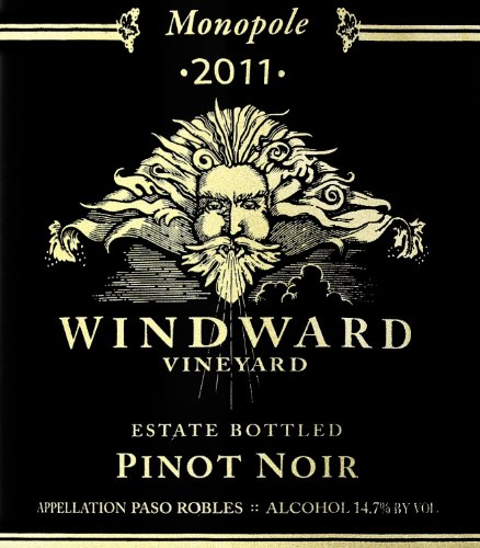 2011 Windward Vineyard Monopole Pinot Noir