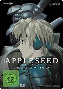 Appleseed - The Movie (Deluxe Edition, Steelbook) [Import allemand]