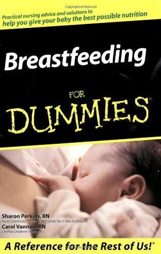 Breast Feeding For Dummies front-1032952