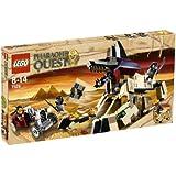 Lego Pharaoh's Quest - 7326 Geheimnisvolle Sphinx, 527 Teile