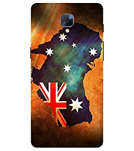 Chiraiyaa Back Case Cover for One Plus 3