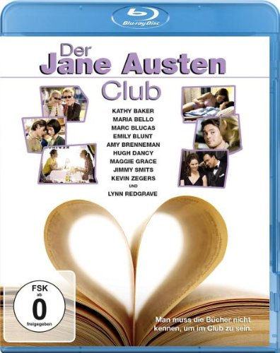Der Jane Austen Club [Blu-ray]