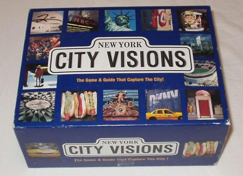 New York City Visions by TLI Games (New York Board Game compare prices)